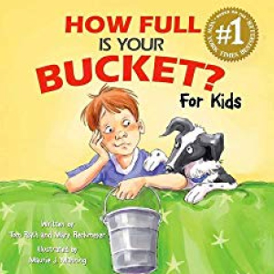 how full is your bucket book for kids | wegivelove.com
