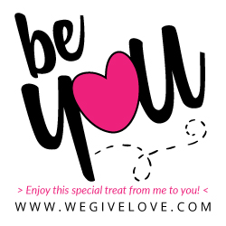 we give love kindness cards | be you | wegivelove.com